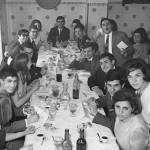 25 Estudiantes Filosofia y Letras 1965