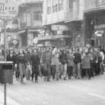 41 manifestacion calle san vicente