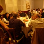 Marga, Vicenta, Goreti, Jaime, Ismael, Gillermo, Vicente, Luis